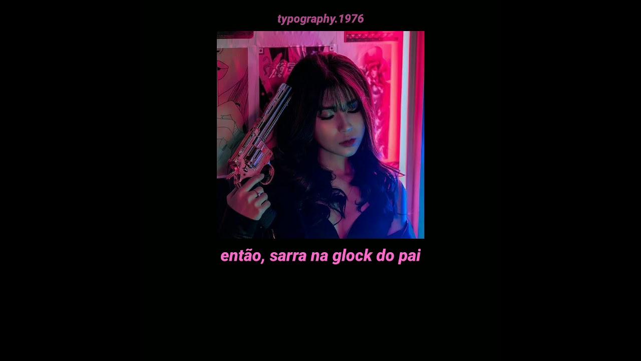 SARRA NA GLOCK DO PAI - MC TOLET - KIK - VIDEO PARA STATUS