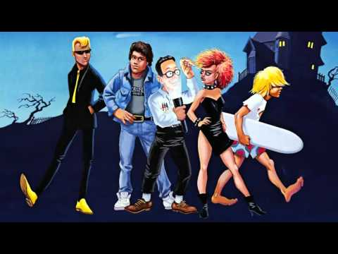 Maniac Mansion - Main Theme (C64 Version)