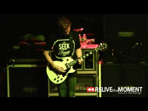2011.07.28 Blessthefall - Guys Like You Make Us Look Bad (Live in Chicago, IL)