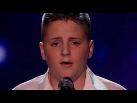 Andrew johnston britains got talent