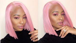 Pink Hair Barbie | Transformation Video |  VLOGMAS DAY 6