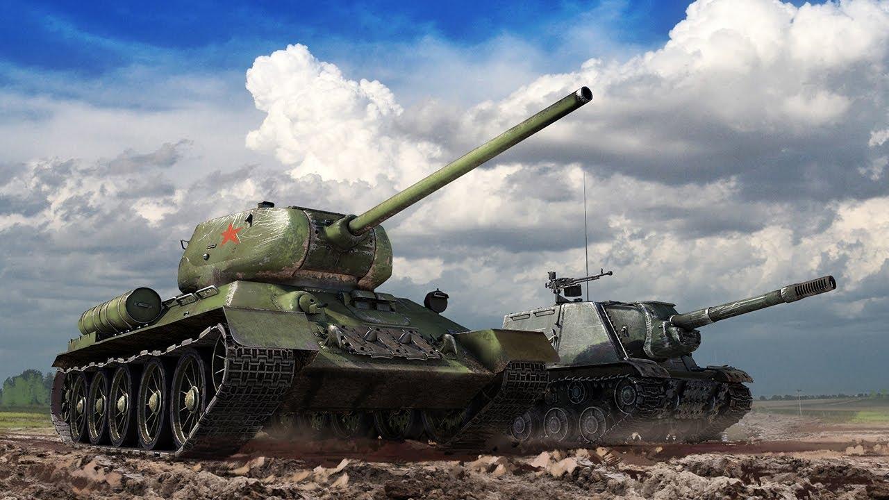 обучение игры вар тандер танки