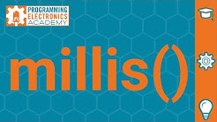 Arduino Sketch with millis() instead of delay()
