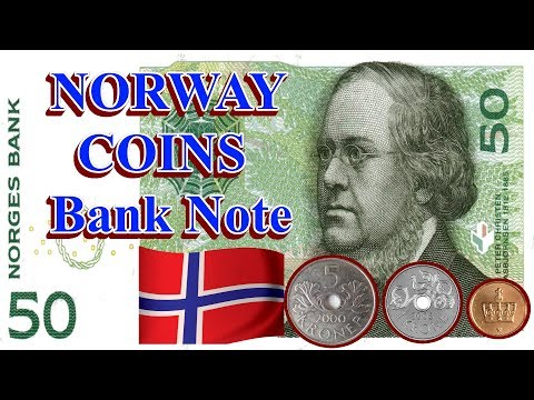 NORWAY COINS Bank Note