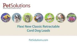 Petsolutions: Flexi New Classic Retractable Cord Dog Leads