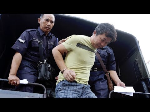 Pengedar dadah didakwa