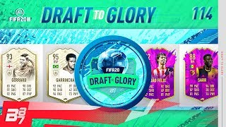 PRIME ICON MOMENTS GERRARD IS UNREAL! | FIFA 20 DRAFT TO GLORY #114