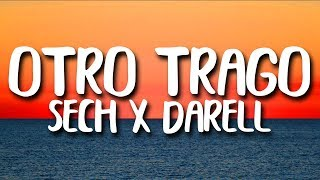 Sech - Otro Trago ft. Darell (Letra/Lyrics)