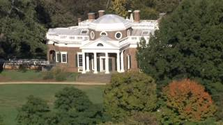 University of Virginia, Charlottesville, and Monticello