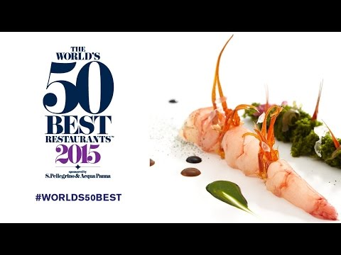 The World's 50 Best Restaurants 2015