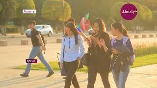 Аким Алматы озвучил темпы социально-экономического развития города (09.10.17)