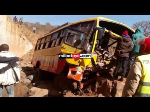 BREAKING: Ajali ya basi imeua watu watatu Hydom Manyara leo