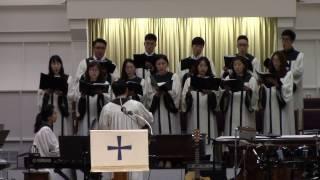 주의 보혈 - 토론토 주사랑교회 부활절 주일예배 성가대