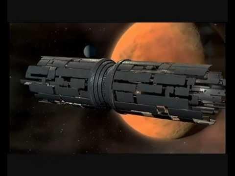 Spacing Guild Navigator Folds Space