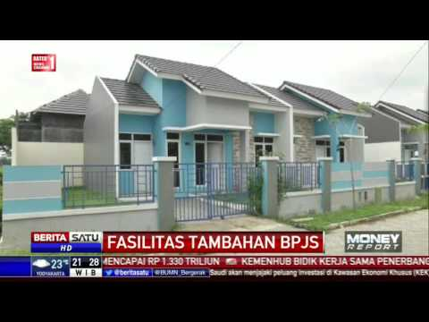 BPJS Ketenagakerjaan Tawarkan Kredit Pemilikan Rumah