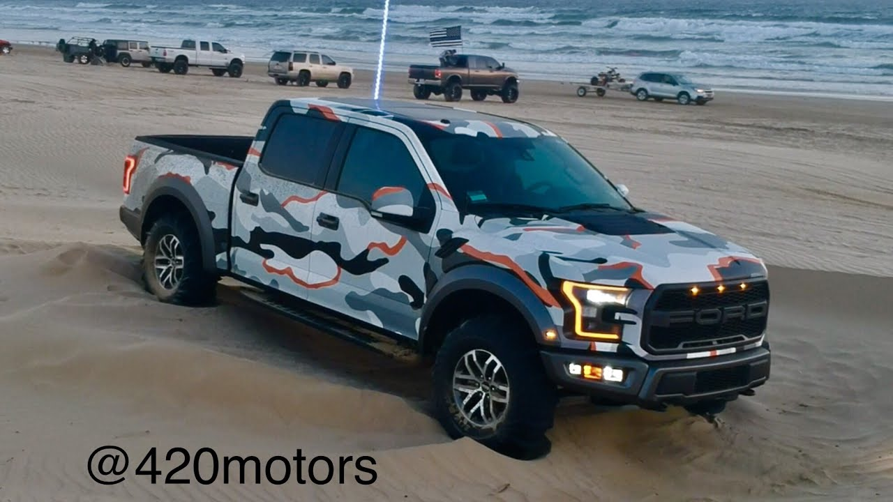 2017 ford raptor upfitter switch wiring and LED install
