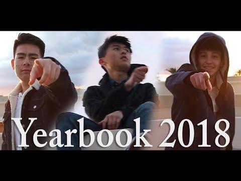 Sybass - Yearbook 2018 (ft. Ryan & Long) ~ Merced High School