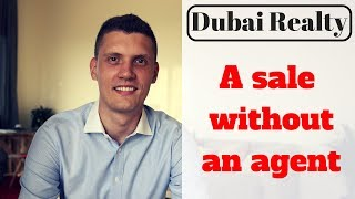 Can you sell your property without an agent in Dubai?