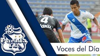 Puebla FC | Voces del Día | Oscar Rojas & Alfonso Tamay