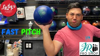 THE BEST NEW URETHANE?!?! Storm Fast Pitch - Bowling Ball Review