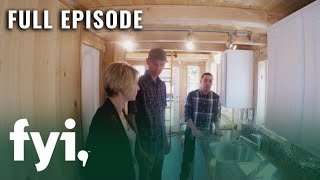 Tiny House Hunting: Full Episode - Tiny Portland Home On Wheels  Season 3, Episode 11  | Fyi