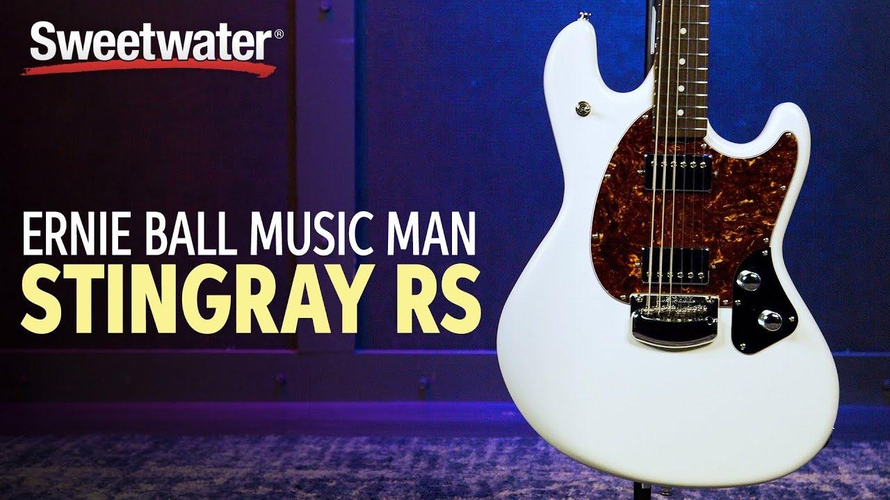 Ernie Ball Music Man Stingray Rs Demo Youtube