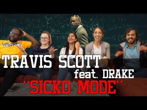 Music Monday! - Travis Scott - SICKO MODE ft. Drake Reaction