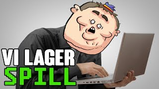 VI LAGER SPILL - Game Dev Tycoon