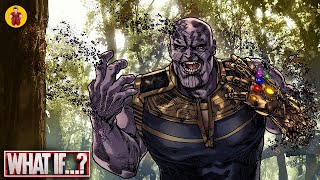 What If Thanos Was Dusted In Infinity War?