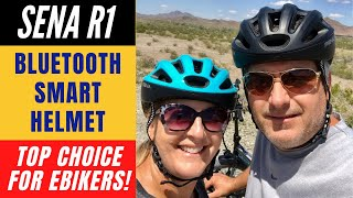 Best eBike Accessory? Sena R1 Bluetooth Smart Helmet