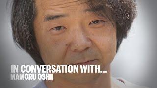 Mamoru Oshii, the visionary director of the fantastically influenti...