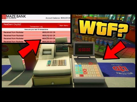 ROCKSTAR Doesn't Want You To Know This GTA 5 MONEY GLITCH! (GTA 5 ONLINE) [Unlimited Money]