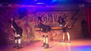Ella Mai Shot Clock Dance Class Vlog (MUST WATCH)