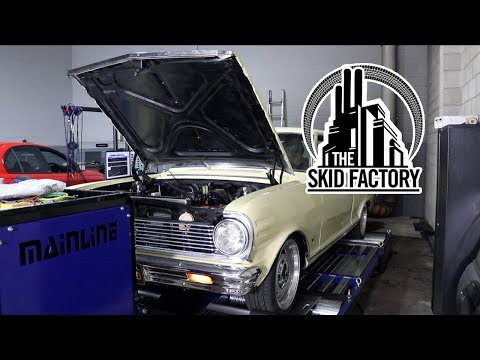 THE SKID FACTORY - Small Block Chevy NOVA [EP7]
