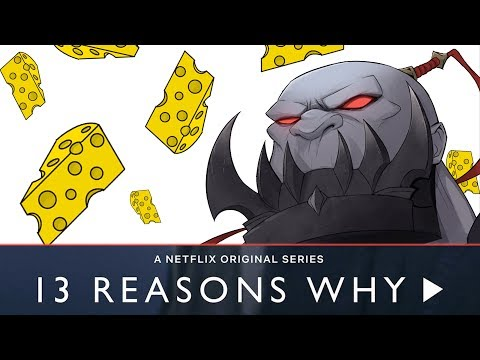 13 Reasons Why Sion NEEDS HIS 🧀CHEESE🧀!!