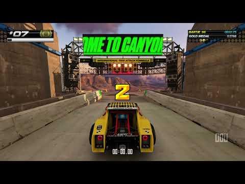 Trackmania Turbo: Canyon |