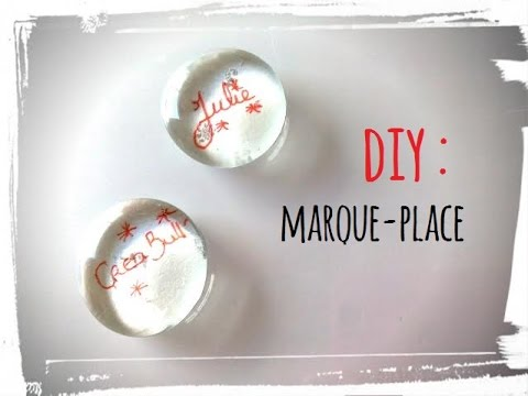 diy marque place youtube. Black Bedroom Furniture Sets. Home Design Ideas