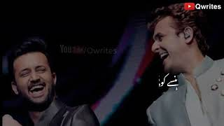Download Tubidy ioAtif Aslam motivational Poem    Best WhatsApp status