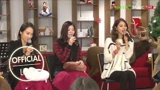 [Live] 박지윤, 김예림, 장재인, 퓨어킴 - 크리스마스 소원 @네이버 뮤직 '미스틱89의 눈오는 밤'
