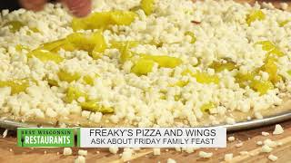 TVW | Best of Wisconsin Restaurants | Freaky's Pizza & Wings | 04/23/19