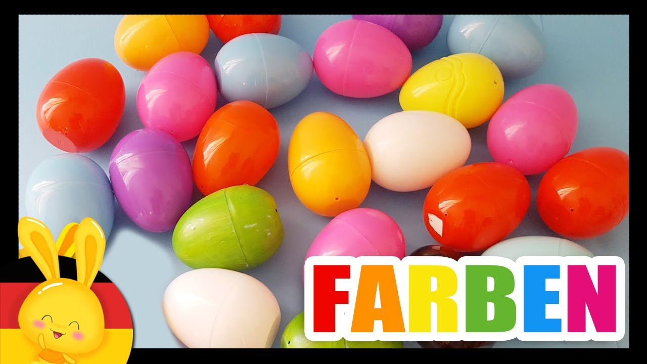 Deutsch lernen : FARBEN - Learn color in german -Titounis