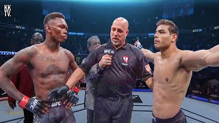 Adesanya vs Costa: The KKTV Fight Preview