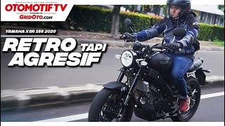 Yamaha XSR 155 Ternyata Agresif, Rasa MT-15 Tampang Retro | First Ride Review | Otomotif TV