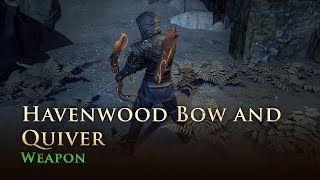 Path of Exile: Havenwood Bow and Quiver