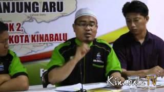 Pemuda PAS Sabah bongkar penindasan Kerajaan terhadap Apprentices TLDM
