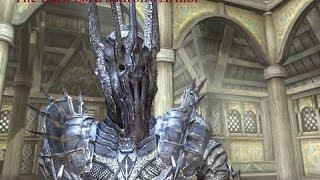 Скайрим мод броня Саурона
