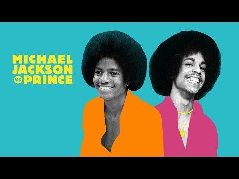 PRINCE VS MICHAEL JACKSON [Part 1]