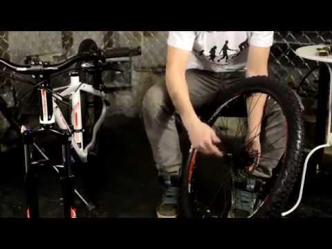 FORWARD инструкция по сборке горного велосипеда