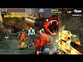 DEAD TARGET Zombie ZOMBIE RIVER Golden FN P90 「Android Gameplay」