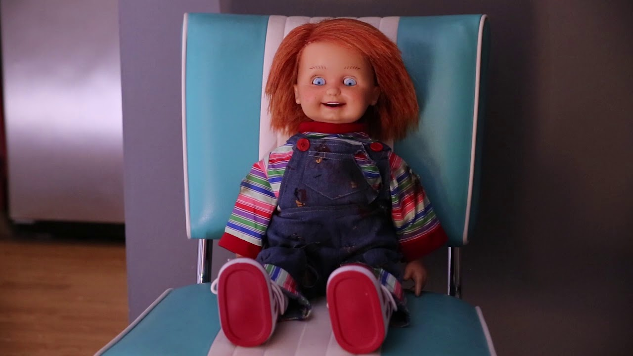 Custom Talking Chucky Doll 80 S Toy Mod Youtube